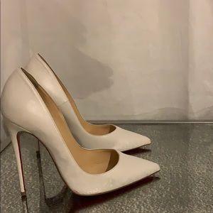 Christian Louboutin Shoes - Christian Louboutin size 38 gently worn.